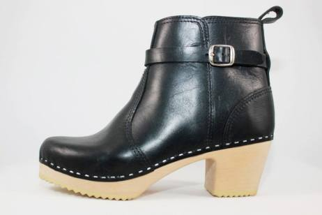 edith buckle strap boot