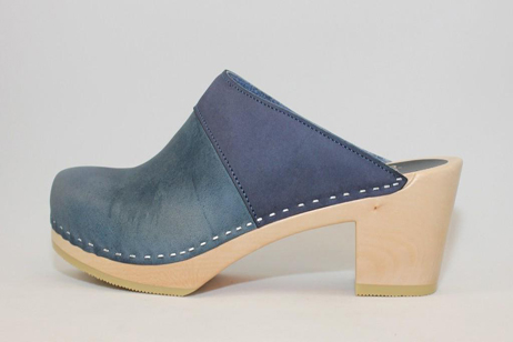 keene wps open back clog
