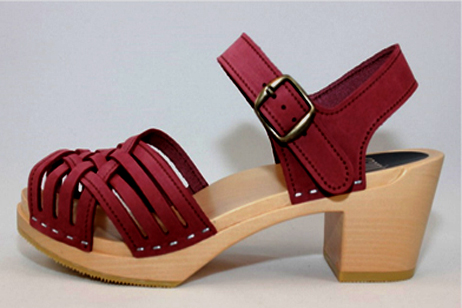 new york braided sandal